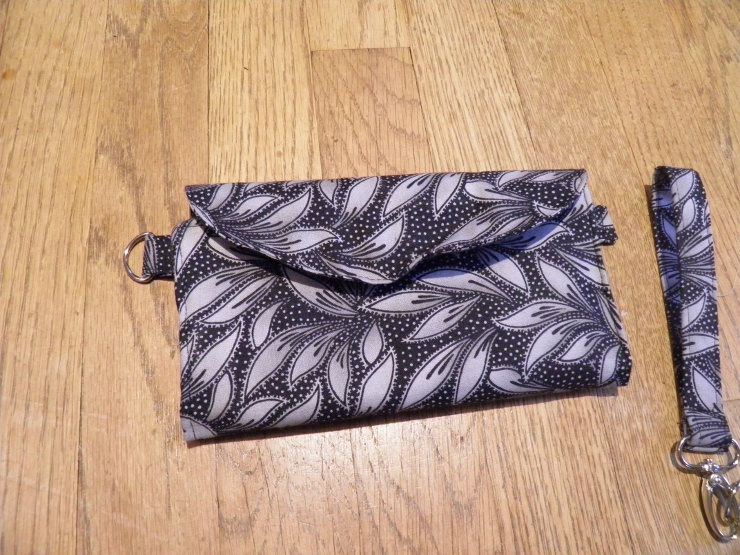 First wallet front