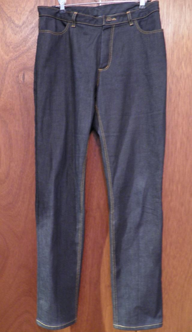 Dark wash Jalie jeans