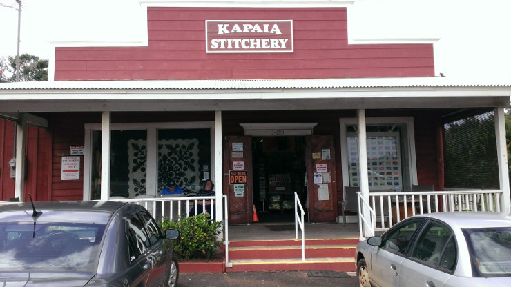 Kapaia Stitchery on Kauai