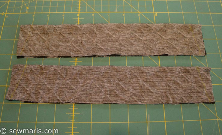 Vented sleeveband tutorial by Sew Maris