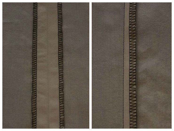 Tutorial: 10 ways to finish your seams