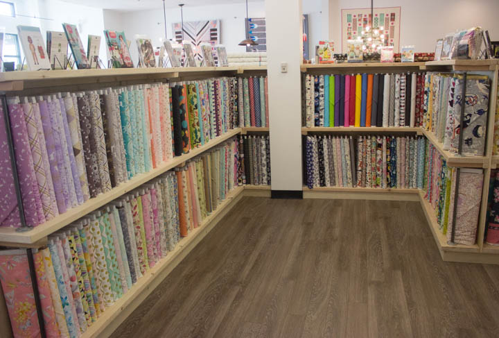 ALERT! New Fabric Store | Sew Maris