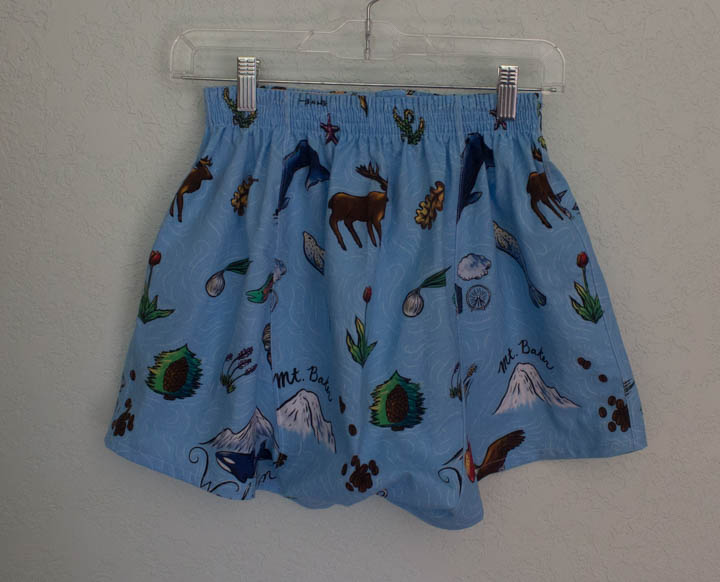 First Choice boxers by Sew Maris