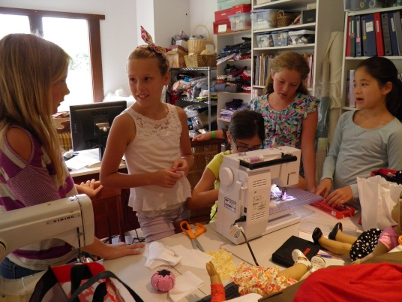 Medina Kids Doll CLothes Camp