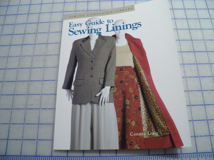 Lining book