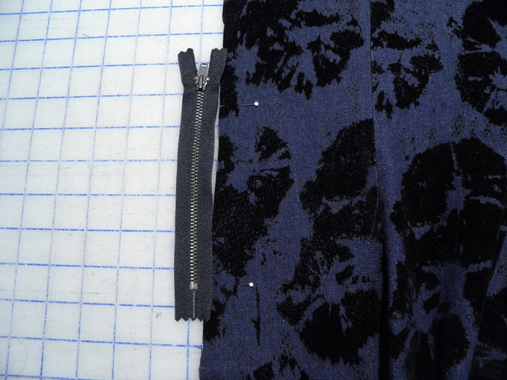 Longer Zipper Placement