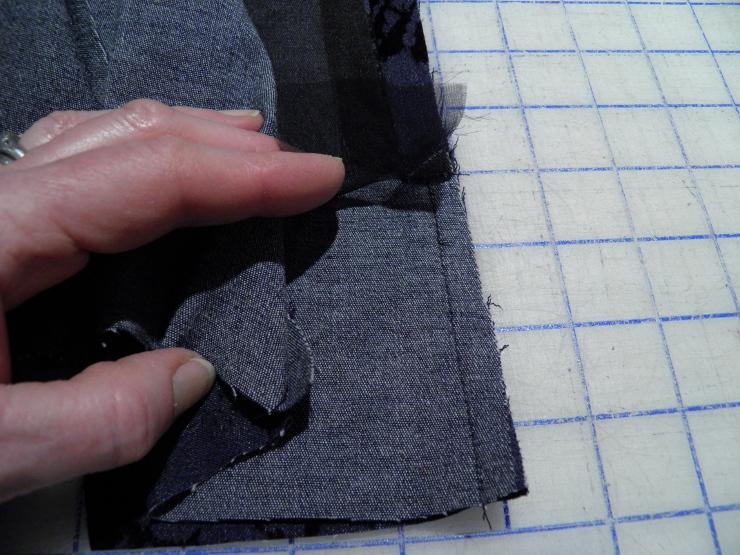 SilkOrganza Detail Closeup