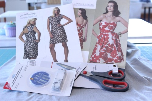 FREE Vogue pattern giveaway by Sew Maris