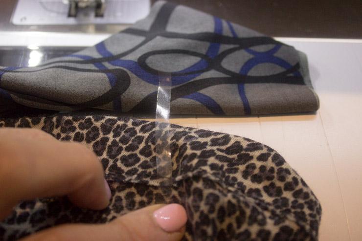 Sleeve ruching tutorial by Sew Maris