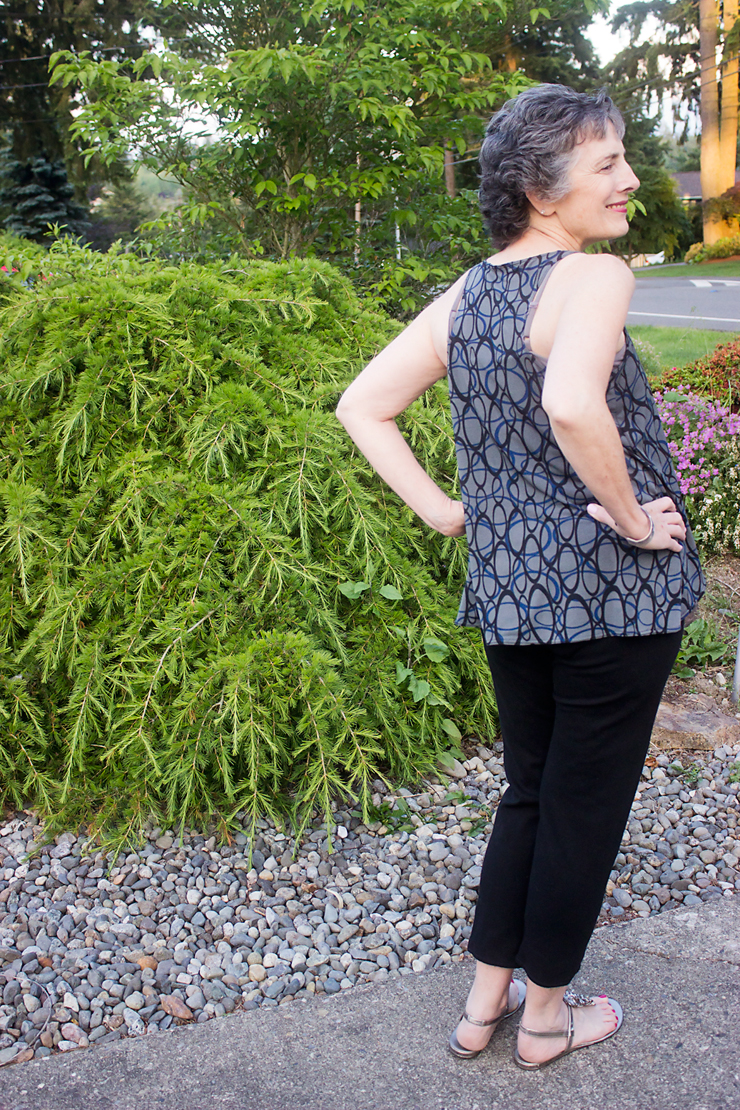 Selvage Designs Foxglove Pattern Review by Sew Maris