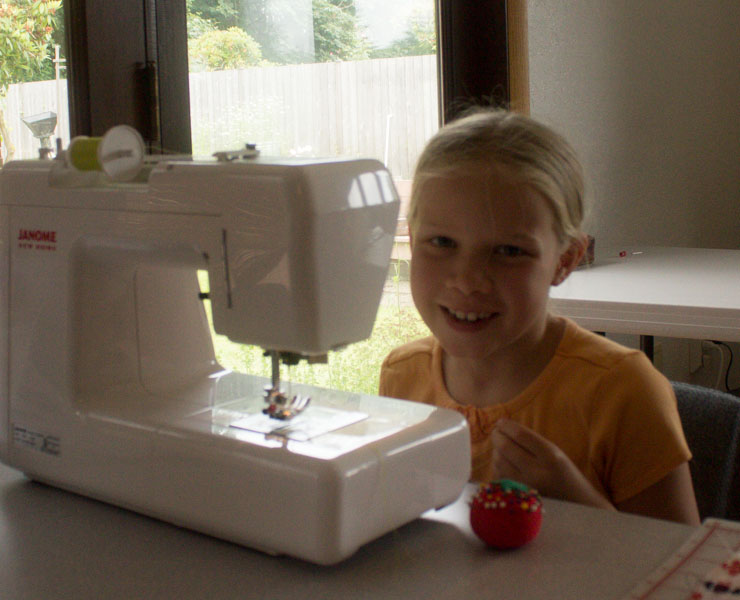 Kids Sew Camps by Sew Maris