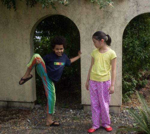 Kids Sew camp by Sew Maris