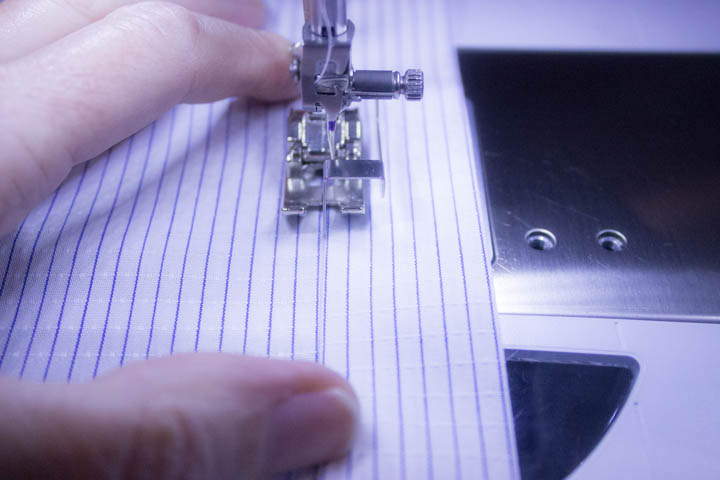 Grainline Archer Sew-Along b y Sew Maris