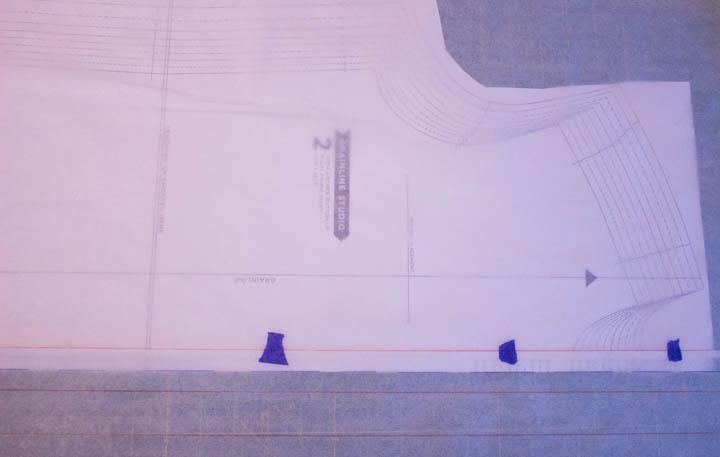Grainline Studio Archer Sew Along by Sew Maris
