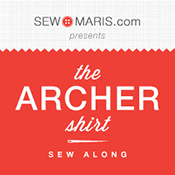 Archer Sew-Along by Sew Maris