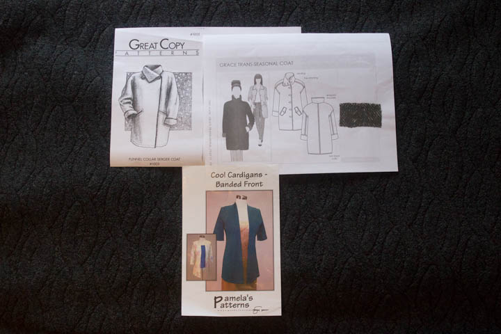 Knit fabrics by Sew Maris