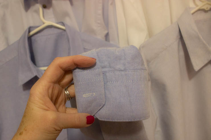 Mens Dress Shirts by Sew Maris