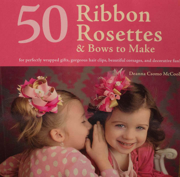 Ribbons Rosettes review by Sew Maris