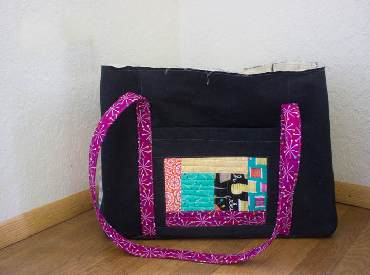 Sewing Circle Tote made by Sew Maris