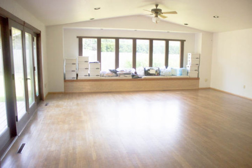 Empty SewMaris Studio