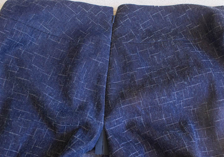 Emily Culottes Sew-Along by Sew Maris