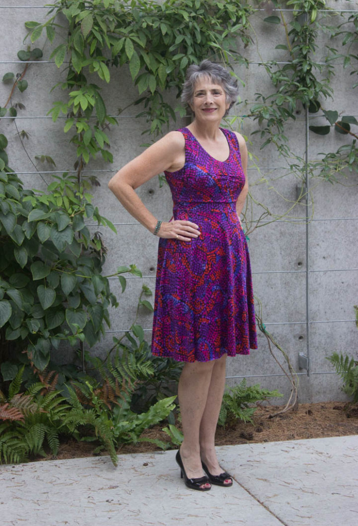 Itch to Stitch Davina Dress by Sew Maris